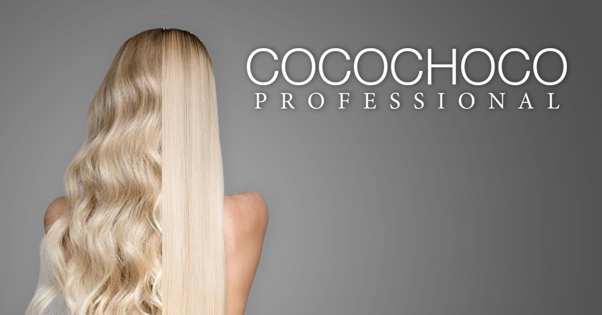 Starostlivosť o vlasy od A po Z s COCOCHOCO PROFESSIONAL